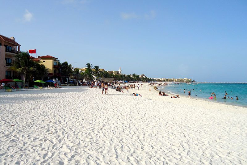 playa del carmen, maya riviera, mexico