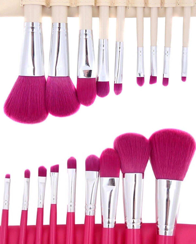 Beau Belle Makeup Brushes 9pcs Makeup Brush Set Makeup