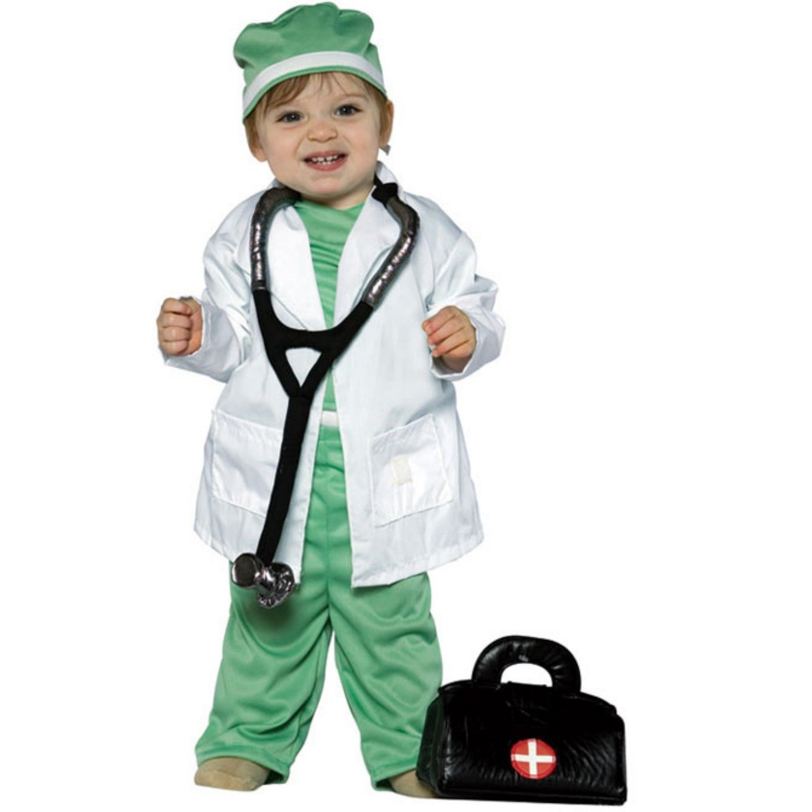 my future kid is totally gonna be a doctor for halloween - Kids Doctor Halloween Costume
