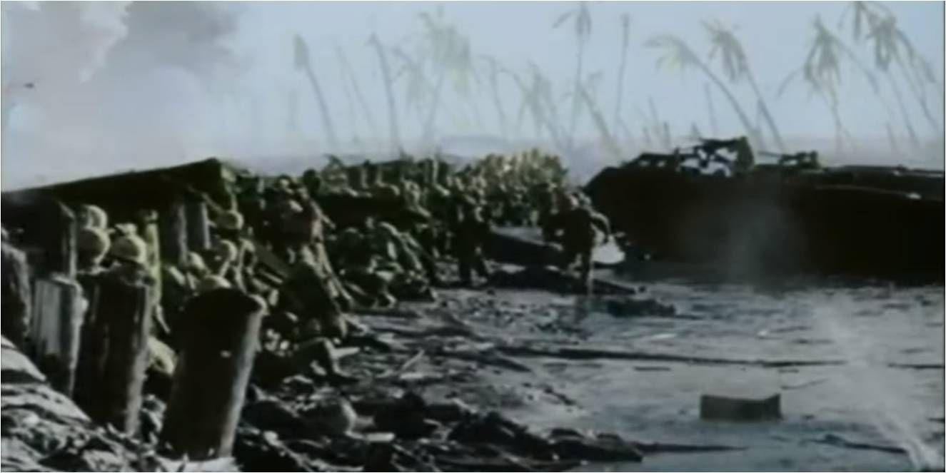 Amazing U S Marines Combat Footage | WWII | Marines, Military units