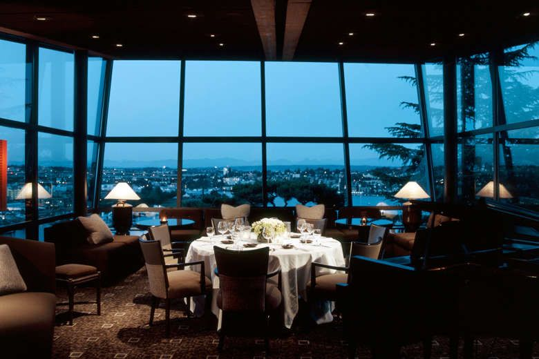 The Most Romantic Restaurants In The Us Canlis Seattle