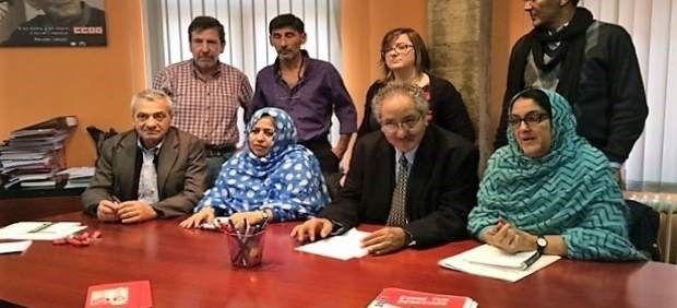 """Ministro saharaui pide a España que """"duplique"""" sus """"esfuerzos"""" para hallar una solución """"pacífica"""" para su pueblo"""