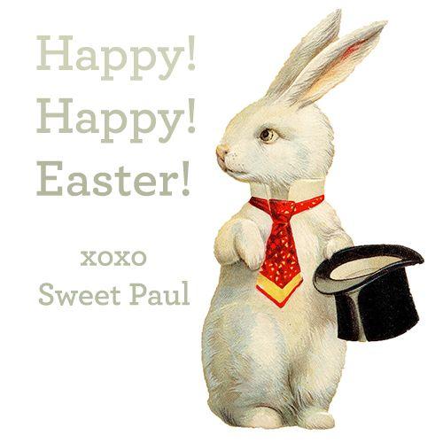 Happy Easter! God påske! ¡Felices Pascuas! Glad Påsk! Geseënde Paasfees! Joyeuses Pâques! Frohe Ostern! Ondo izan Bazko garaian!