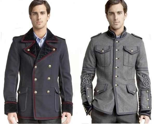 D&G military jackets for men. | Attire: Menswear | Pinterest ...