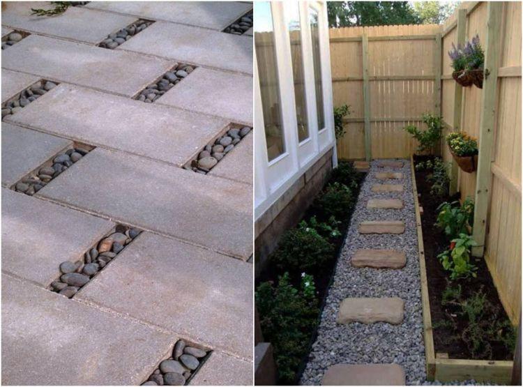 Attraktiv Landschaftsbau » 30 Ideen Für Günstige Gartengestaltung Und Dekoration # Dekoration #gartengestaltung #gunstige #