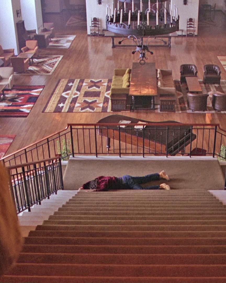 """"""" Shining"""" Stanley Kubrick 1980 Overlook Hotel In"""