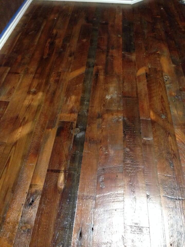 Evans hardwood floors 512 297 6669 this is a pine floor for Tobacco pine flooring