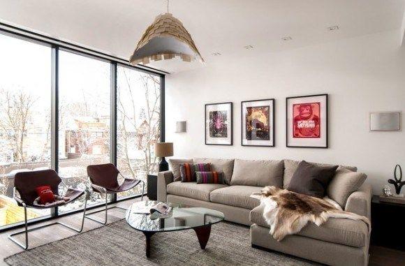 Contoh Ruang Tamu Kecil Modern Terbaru
