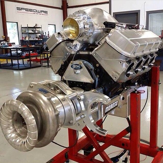 Man How Awesome Do These Steve Morris Engines