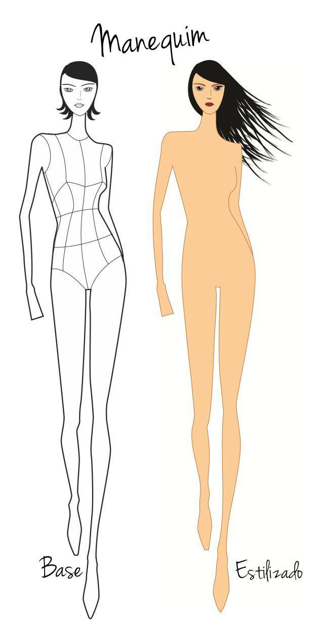 desenho de moda - Pesquisa Google