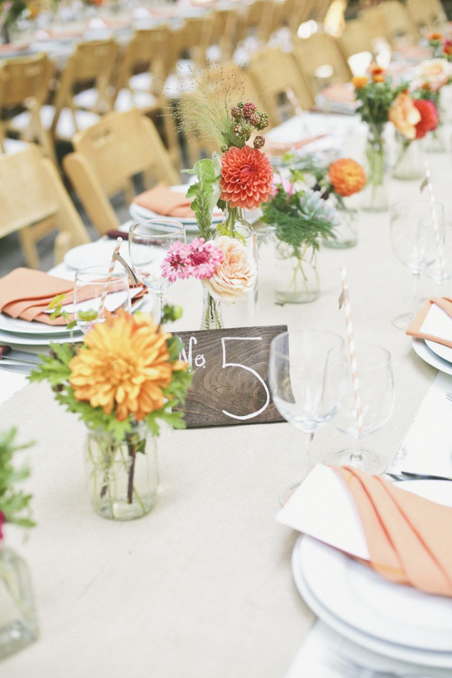 Orange Themed Wedding in Griffith Woods from onelove photography ...