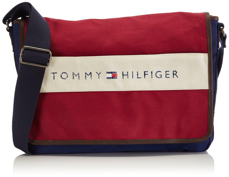 2131bec2167 Tommy Hilfiger - Lance Messenger W Flap - Messenger
