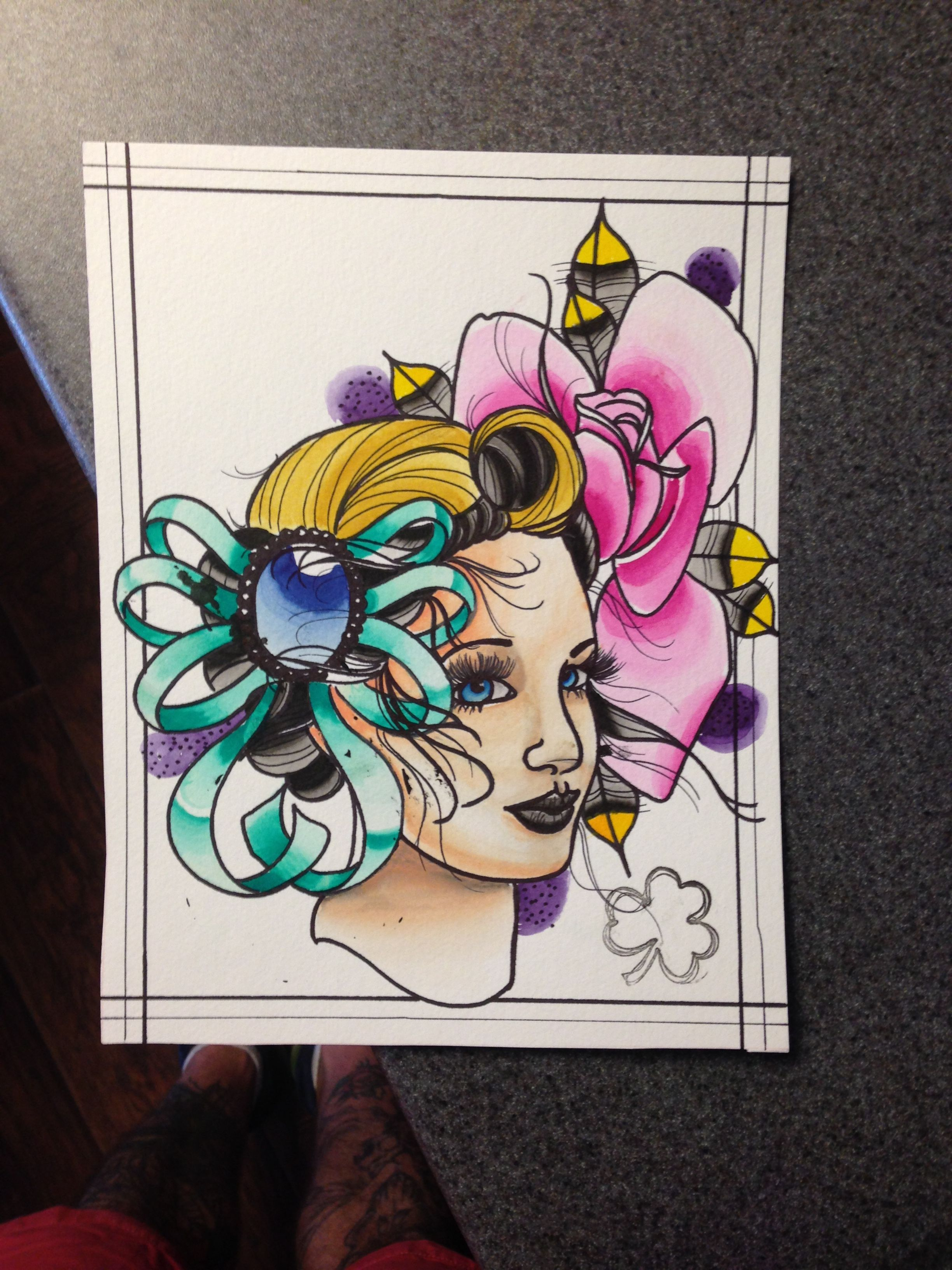 Pin by No cry babies tattooing on Tattoo flash I've ...
