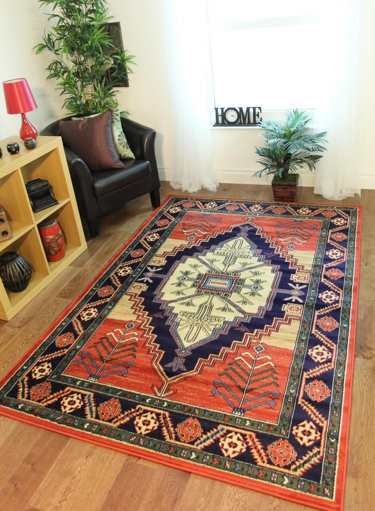 Aztec Tribal Traditional Modern Rugs Small Medium Large XL Mats Cheap Rug  Online Part 81