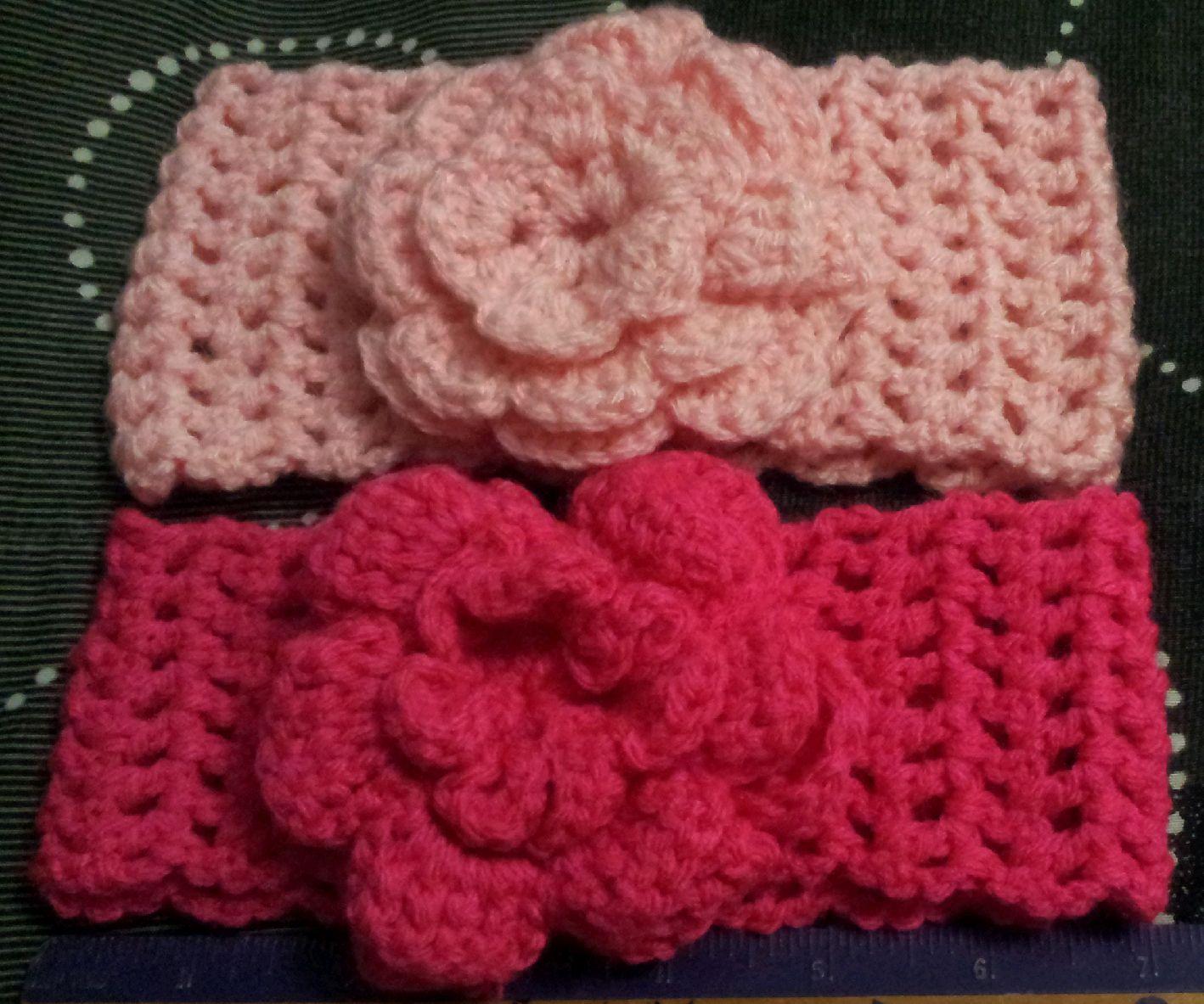 Diademas crochet | DIADEMAS | Pinterest | Mimos, Accesorios y Tejido