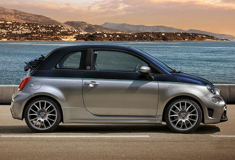 The 15 Least Expensive Convertibles You Can Buy Fiat 500 Fiat