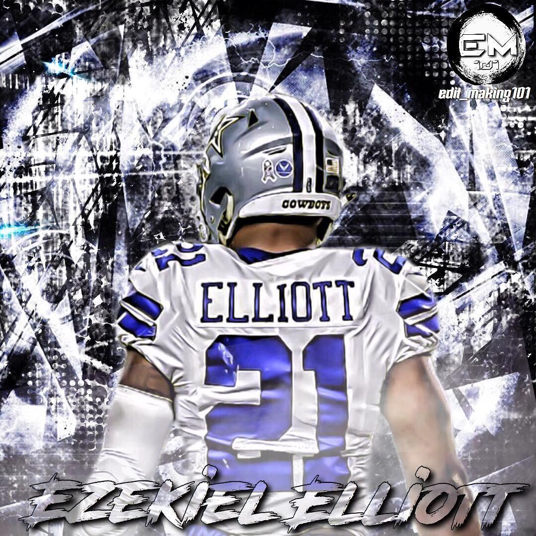 Ezekiel Elliott M18 Falcons Nfl Nba Mlb Fifa Nhl Nike Addidas Jordan Sports Nyc Pacers Ezekiel Elliott Baltimore Orioles Football Helmets