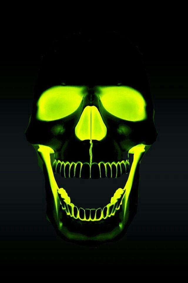 Skull Stencil Crane Human Wallpaper Tatoo Grim Reaper