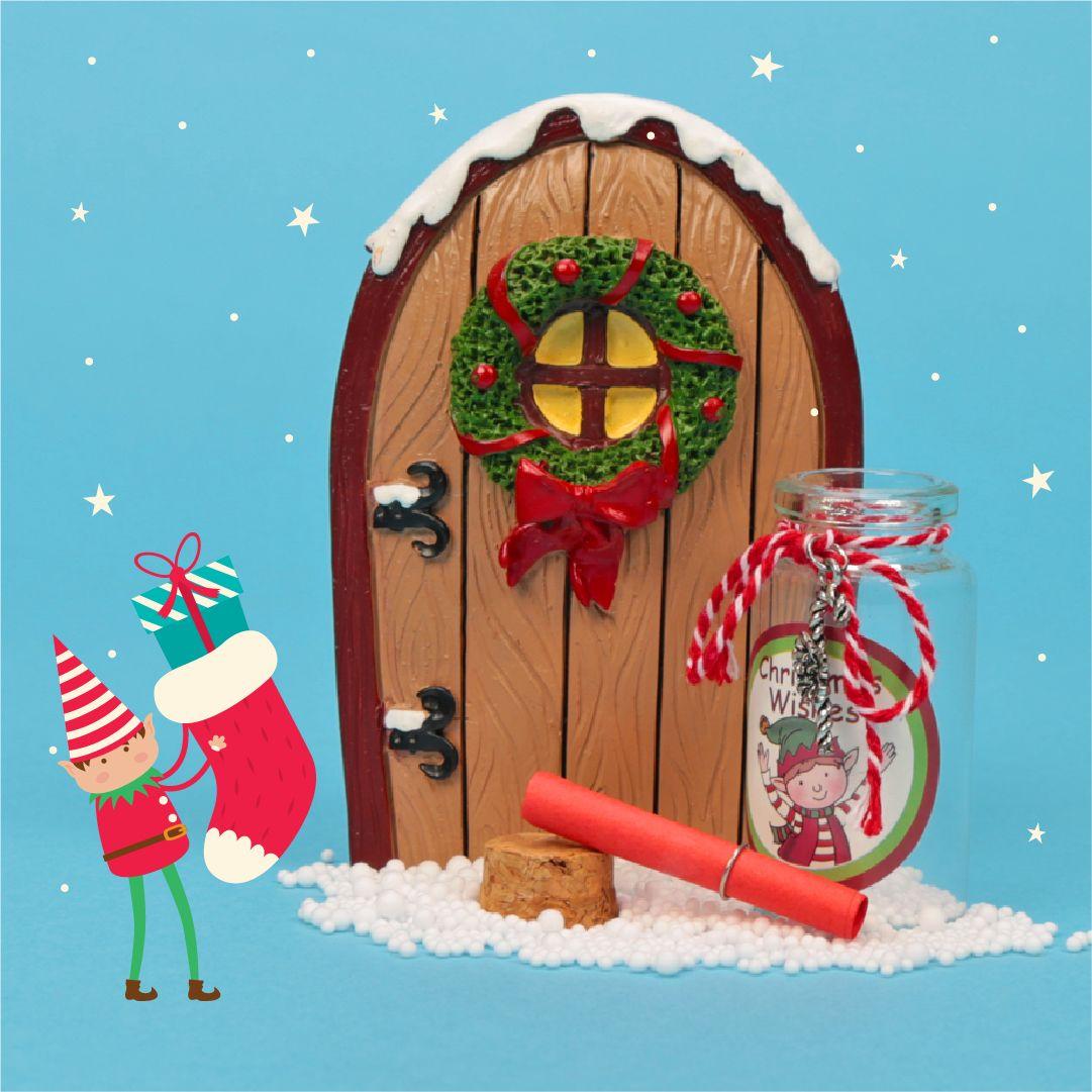 Fantástico Santa Y Elfos Para Colorear Foto - Ideas Para Colorear ...