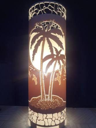 Resultado De Imagem Para Luminaria De Pvc Com Imagens