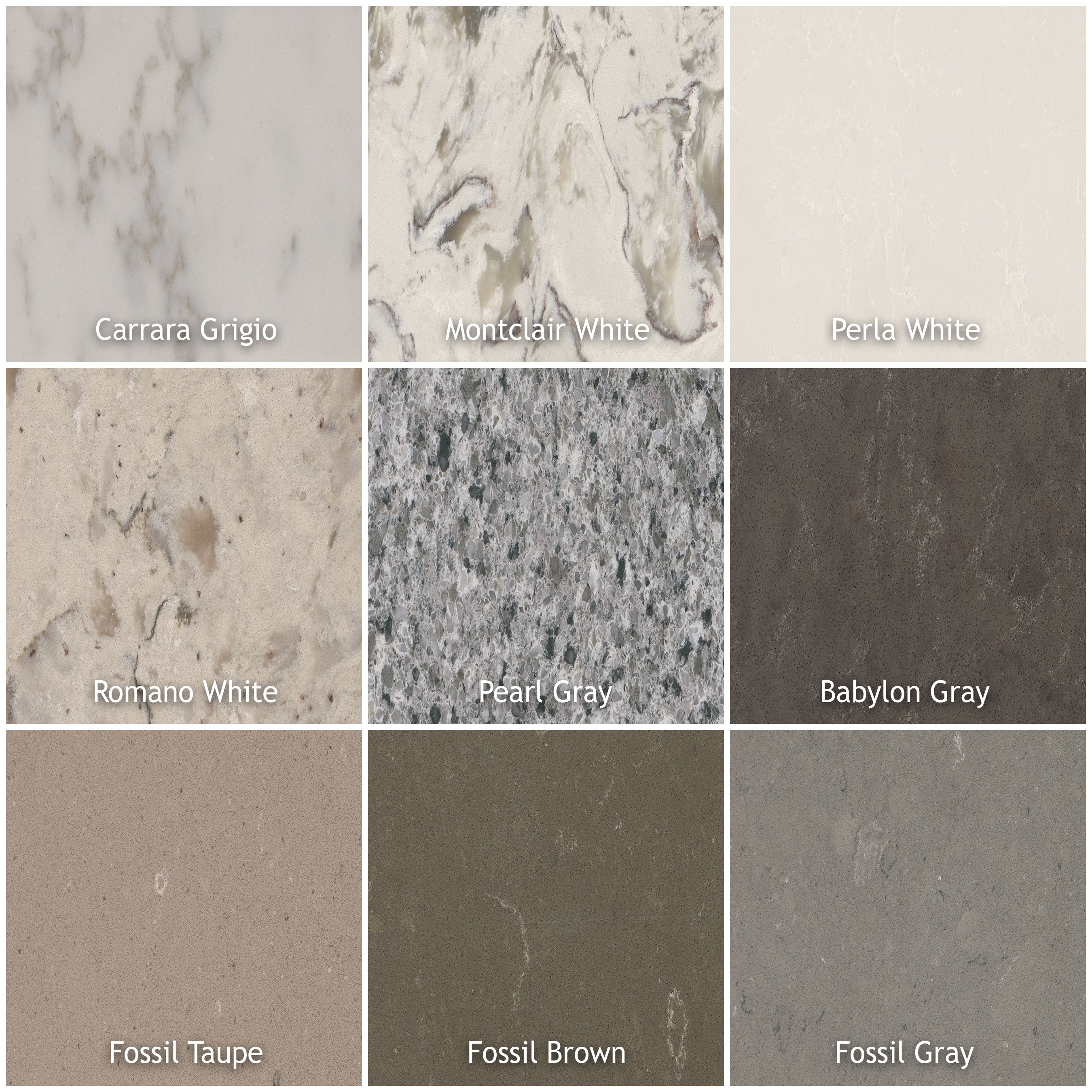 Striking New Quartz Colors Expand Possibilities