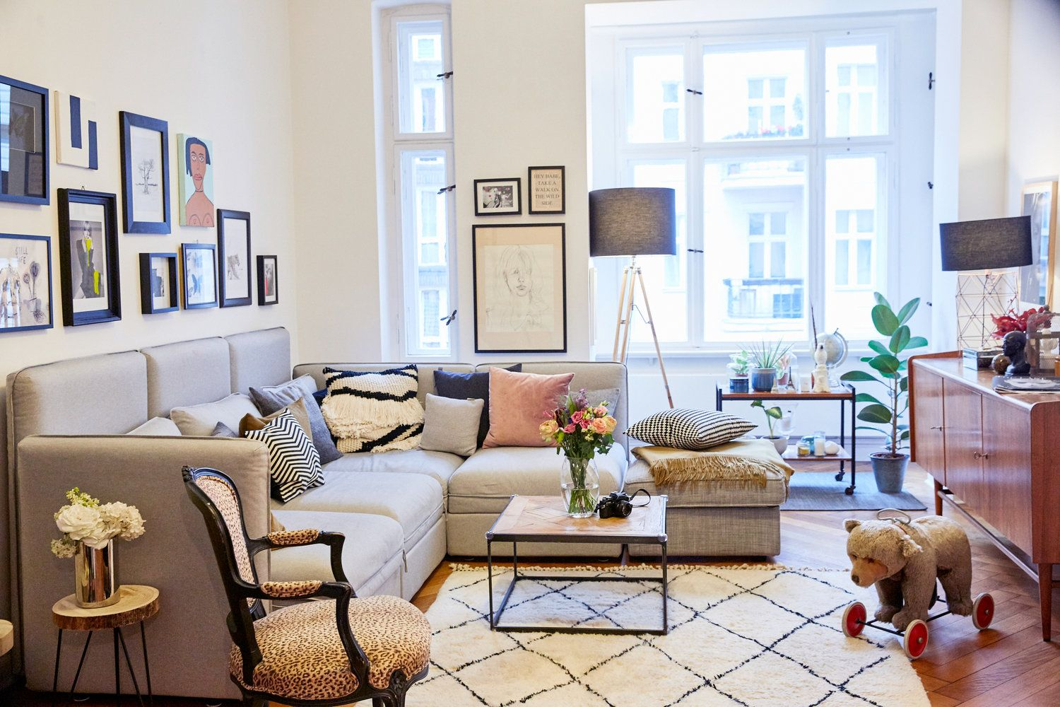 Couchtisch Miriam Homestory Zuhause Bei Miriam Jacks Ideas For Studio Pinterest