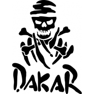 Logo Of Dakar Logomania In 2019 Auto Aufkleber