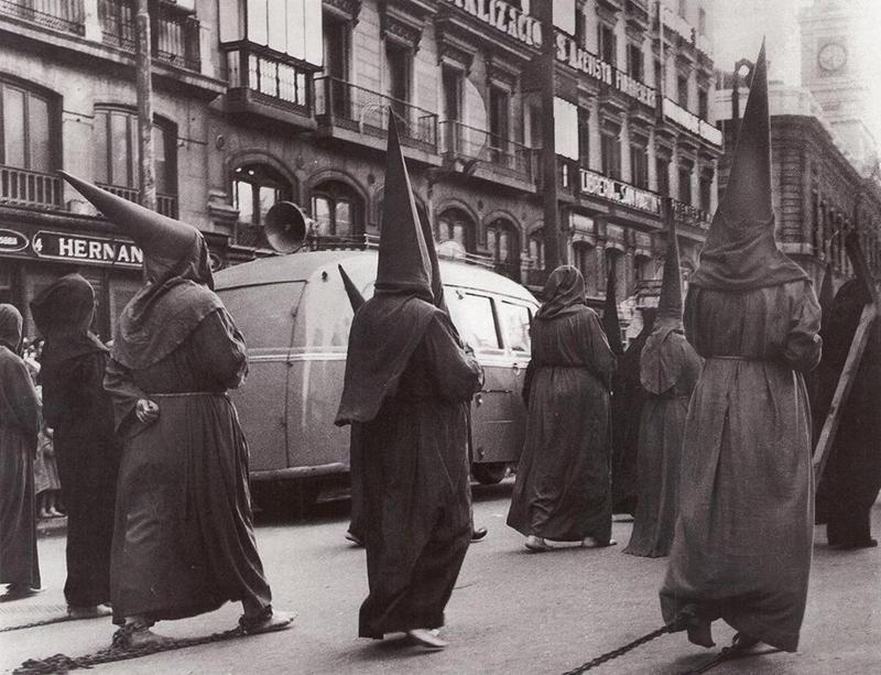Semana Santa de Madrid.