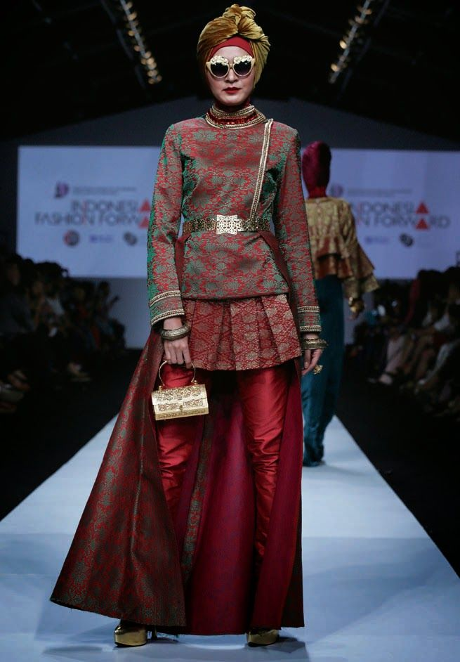 Photo of Event : Favorite Collections on IFF – Dian Pelangi x Norma Hauri