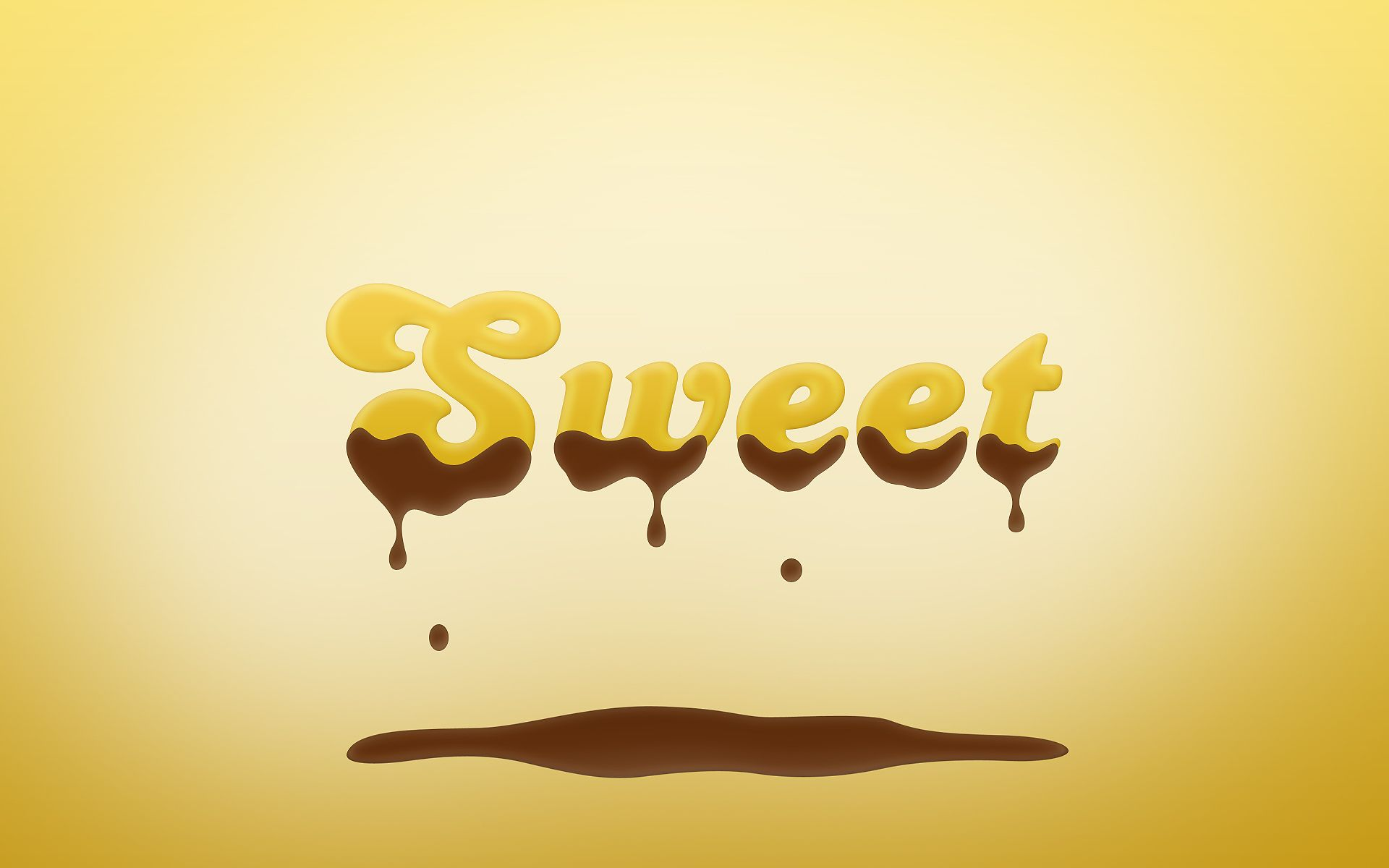 Sweet chocolate coated text effect text effect pinterest sweet chocolate coated text effect baditri Choice Image