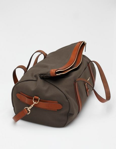 re:pin BKLYN contessa :: Explorer Bag In Army by Need Supply