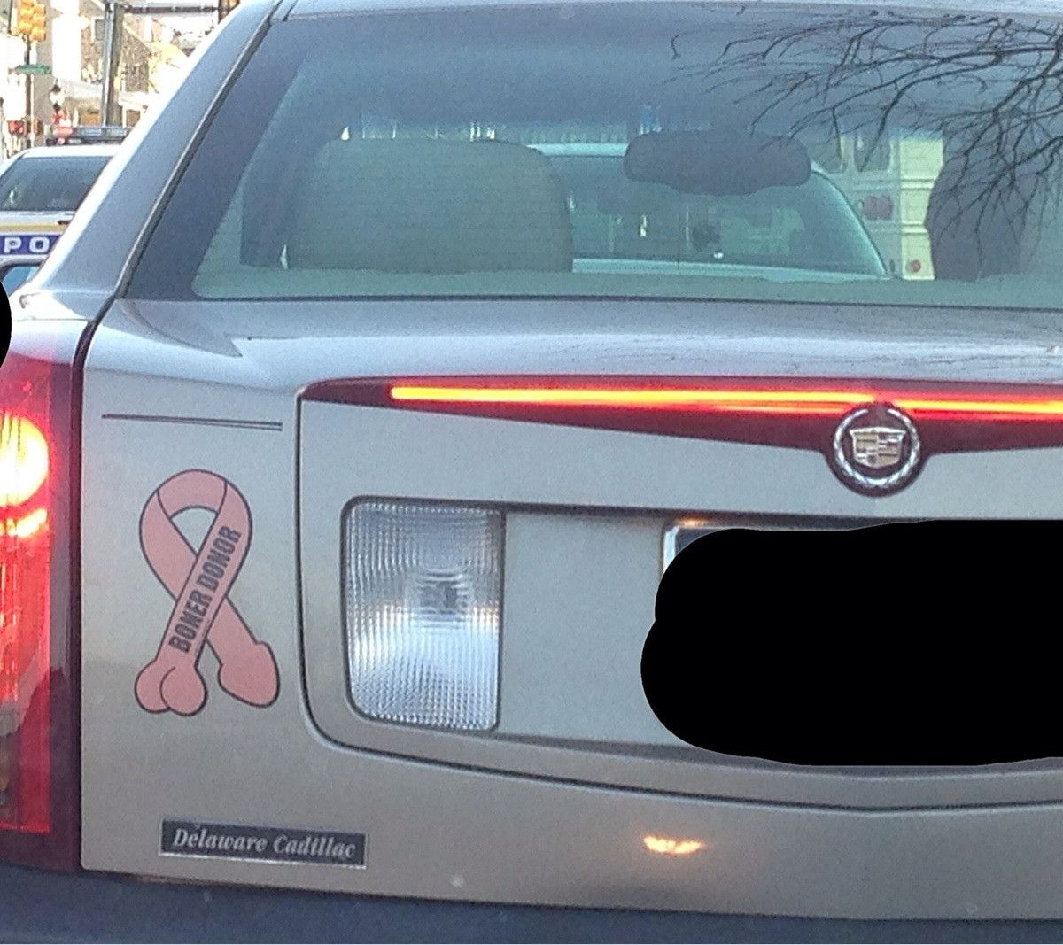 Make stickers for your car - 13 Hilariously Inappropriate Bumper Stickers Will Make Your Jaw Drop