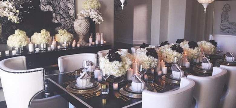 Khloe kardashians dining room by martyn bullard design love this space also kardashian bedroom google search home pinterest bedrooms rh za