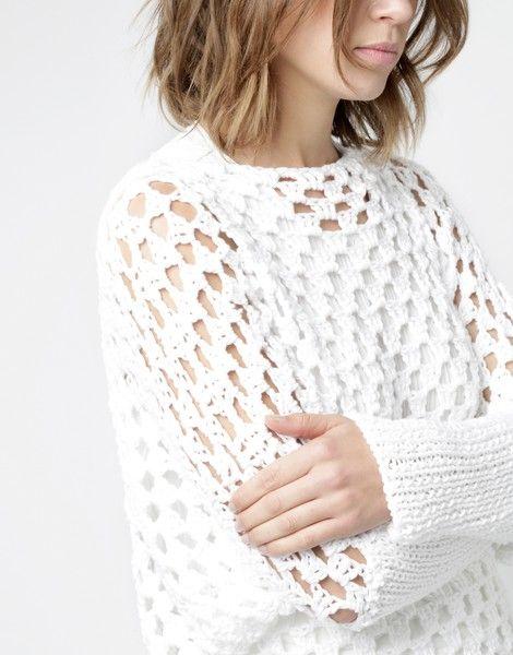 WATG phoebe poncho, crochet AND knit poncho pattern!   Crochet One ...