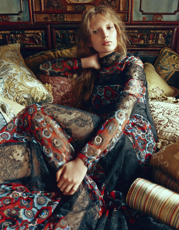 Anabel Krasnotsvetova by Michelangelo di Battista for Harper???s Bazaar Japan September 2015 8