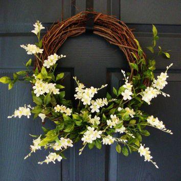 Grapevine Wreaths For Front Door