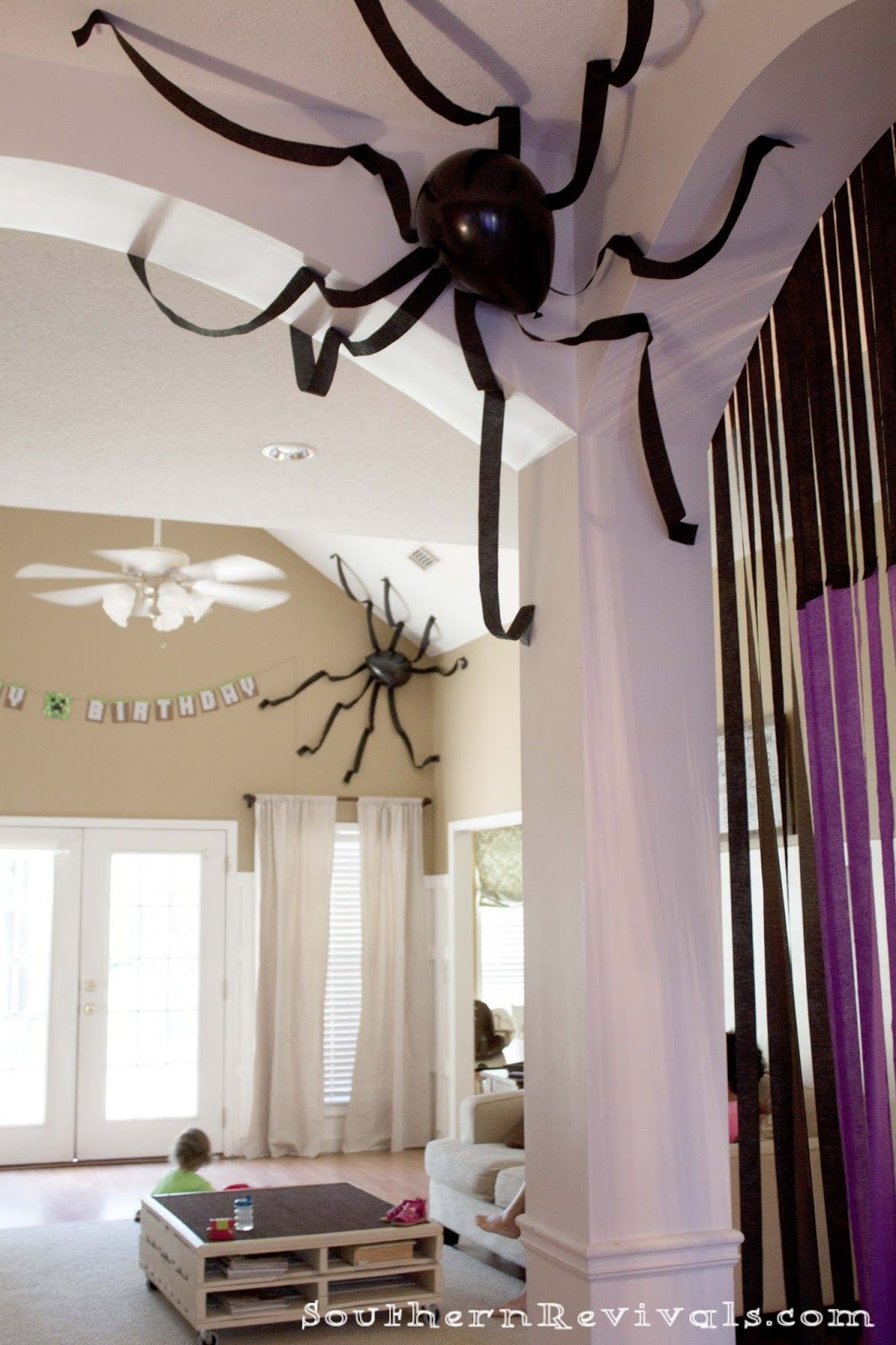 50 interior decorations that take Halloween to the next level - home decors