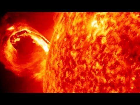 Coronal Mass Ejection on the Sun, May 1, 2013 NASA Goddard: http://youtu.be/C7XYSRhlfNM #CME #sun #solar