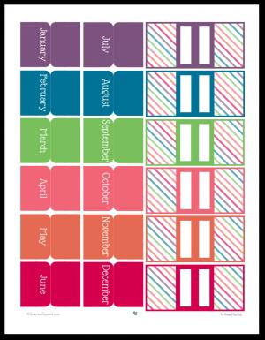 personal planner free printables pretty printables printable