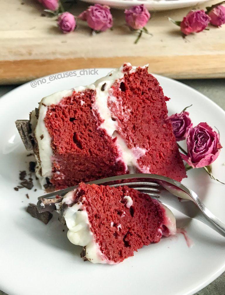 Red Velvet Protein Cake Recipe Protein cake, Healthy