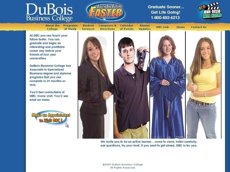 Dubois Business College Oil City