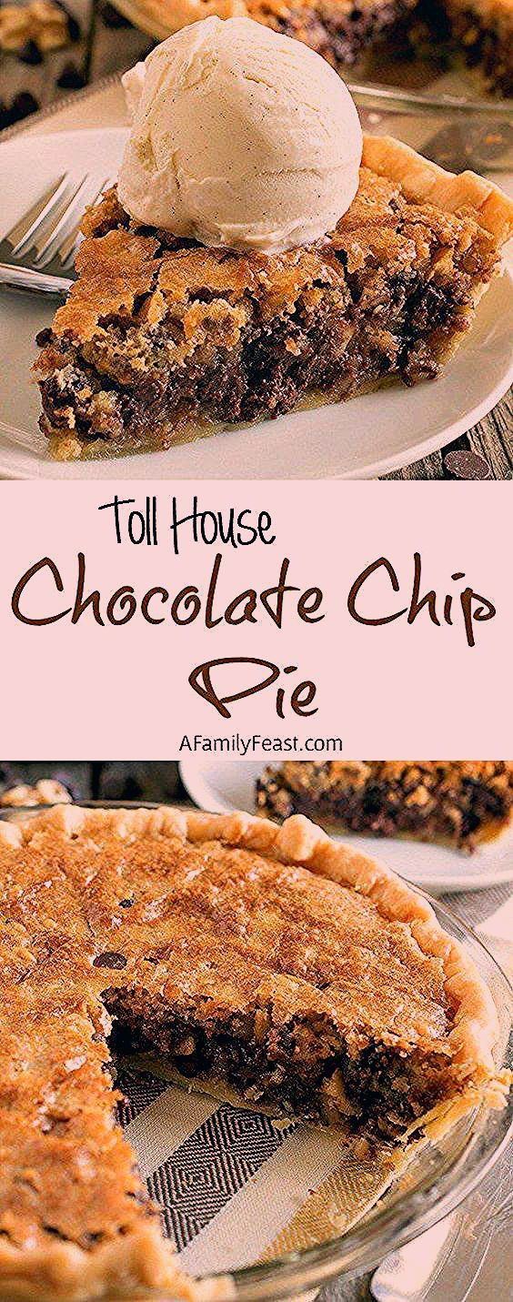 Photo of The BEST Chocolate Chip Cookies And Desserts Recipes – Easy and so Yummy!