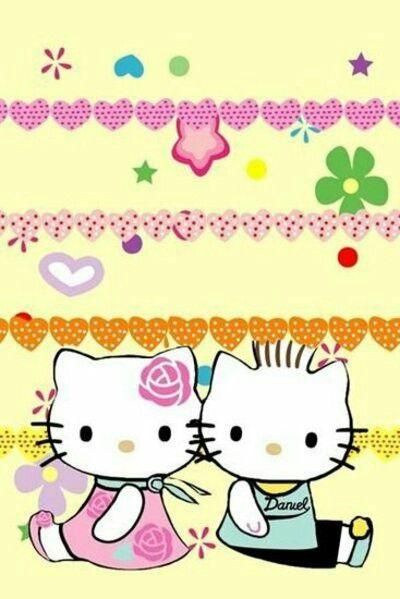 Hello Kitty ♡ Dear Daniel