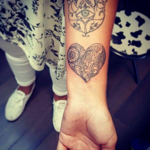 Tattoo Maori Herz Unterarm Tattoos Unterarm Herz Tattoo Vorlage Maorie Tattoo Vorlagen