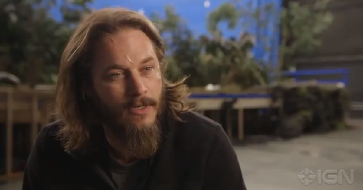 "Travis Fimmel Spain on Twitter: ""[Video] Entrevista con Travis en ..."