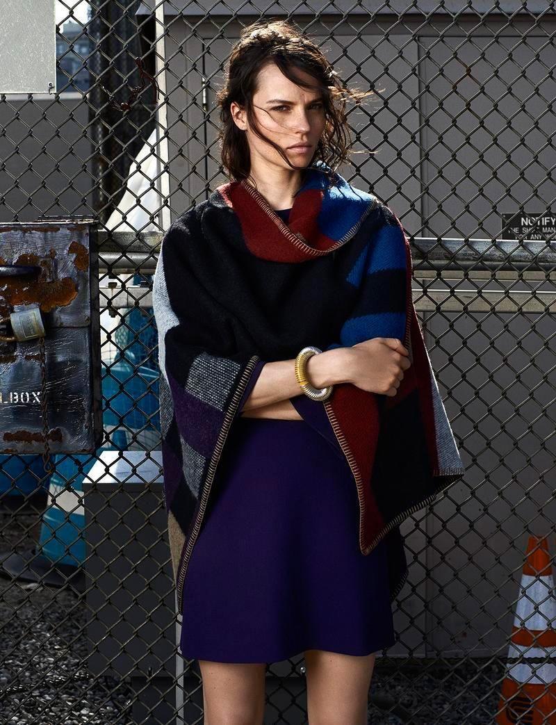 Morning Stroll (Elle Taiwan) Fashion, Fall fashion coats