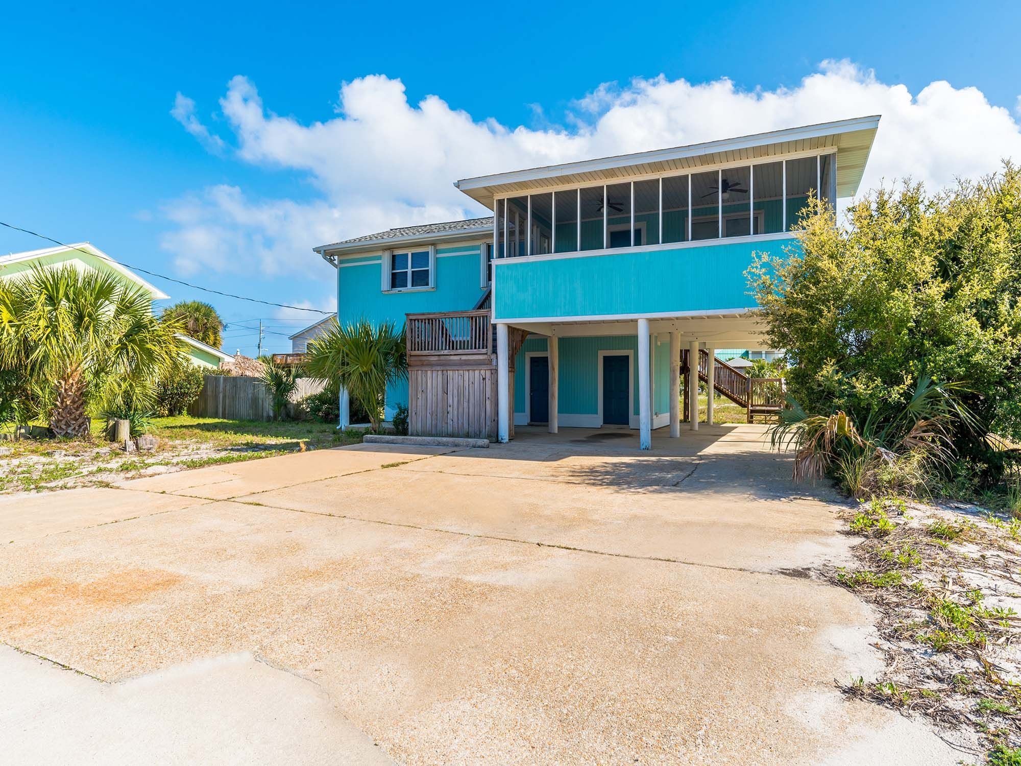 Soundview Retreat Pensacola Beach Vacation Home 3b 2b