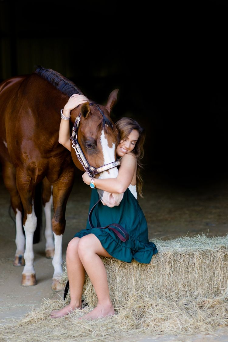 Promo Video Horse Girl Photography Horse Senior Pictures