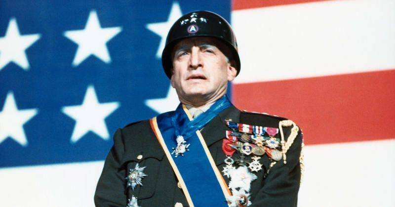Why Did George C Scott Best Actor In Patton Reject His Oscar Best Actor Groovy History Actors