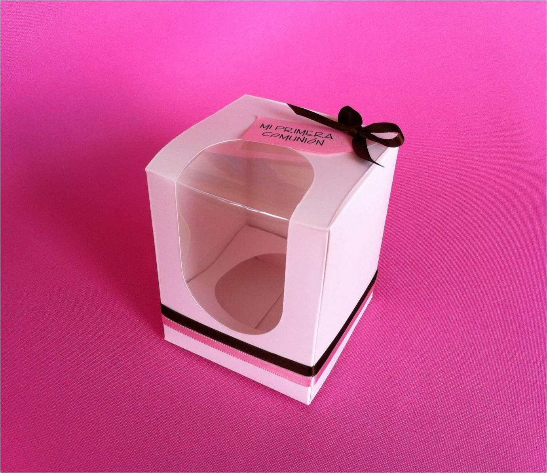 Caja para Cupcake Individual. Contáctanos: http://www.facebook.com ...